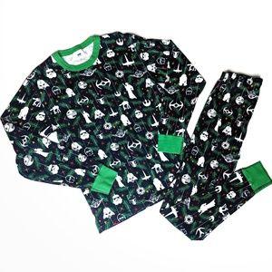 Hanna Andersson Star Wars Christmas Pajamas M
